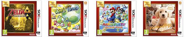 Jeux Nintendo 3DS Selects