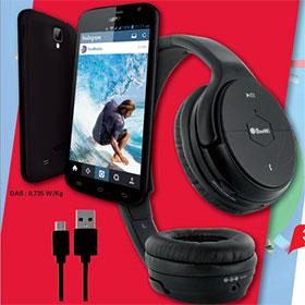 Carrefour : Pack smartphone YEZZ gratuit car 100% remboursé