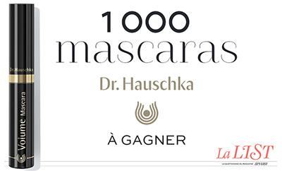 Jeu concours Stylist et Dr.Hauschka