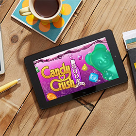 Testez la tablette tactile Fire d'Amazon : 20 gratuites