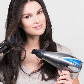 Test du sèche-cheveux Pro Digital de Babyliss : 50 gratuits