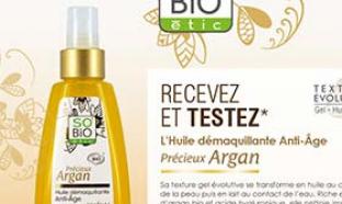 Test du démaquillant Anti-âge de So'Bio étic : 100 gratuits