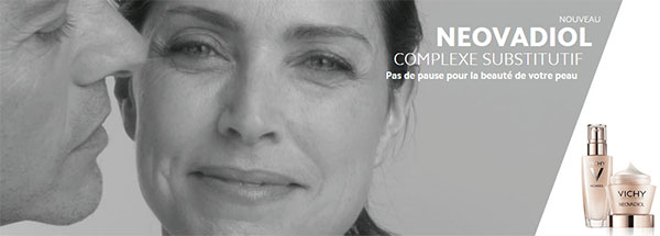 Recevez un échantillon gratuit de la crème Vichy Neovadiol