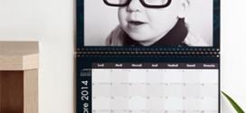 Photoweb : Calendrier personnalisé gratuit (valeur 20€)