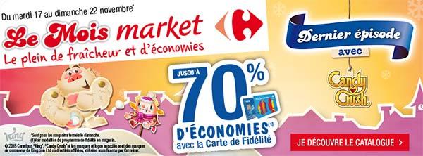 Catalogue Le Mois Market : 4ème semaine