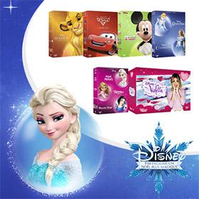 50 coffrets DVD Disney de Noël 2015 à gagner !
