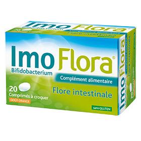 Échantillon gratuit du complétement alimentaire ImoFlora