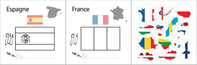 """Recevez gratuitement le livret de coloriage """"Je colorie l'Europe"""""""