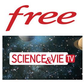 Abonnés Free : Chaine Science et Vie TV gratuite sur Freebox TV