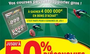 Intermarché Jackpot : Jeu Concours, Catalogues et Promotions