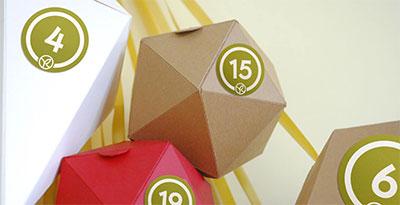 Concours Yves Rocher : 100 calendriers de l'Avent beauté à gagner