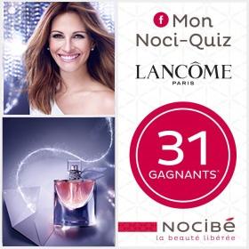 31 eaux de parfum La Vie est Belle de Lancôme … à gagner