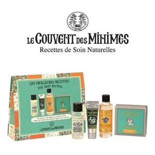 170 coffrets de produits Le Couvent des Minimes à gagner