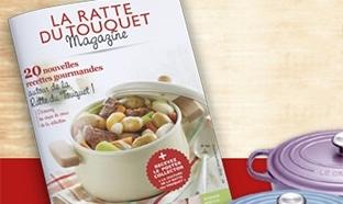10'000 magazines la Ratte du Touquet gratuits à gagner
