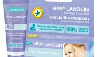 Crème allaitement lanolin de Lansinoh