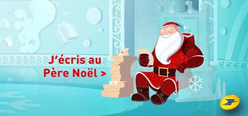 Envoyez gratuitement une lettre au Père Noël