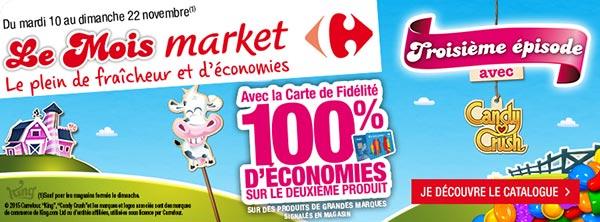 Catalogue Le Mois Market : troisième semaine