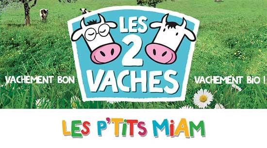 Test Yaourts Les P'tits Miam Les 2 Vaches avec Les Initiés