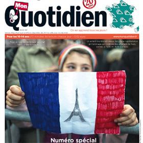 Le Petit Quotidien Spécial attentats : Numéros gratuits