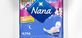 Échantillon gratuit de serviette Nana Ultra Goodnight