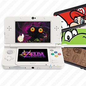Testez la console New Nintendo 3DS XL : 10 gratuites
