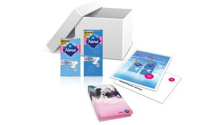 Testez les protège-lingeries Nana Extra Protection