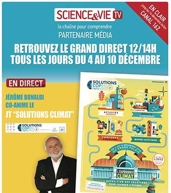 Chaine Science et Vie TV gratuite sur Freebox TV
