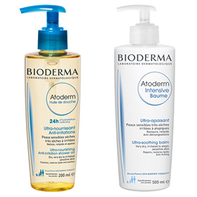 Test Bioderma Grand Froid Atoderm : 1000 duos de soin gratuits