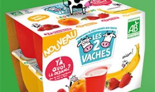 Test Les Initiés : Yaourts Les P'tits Miam Les 2 Vaches gratuits