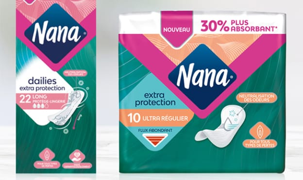 Test Nana Extra Protection : 250 packs de 3 paquets gratuits
