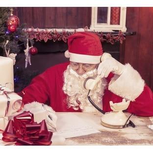 Numéro gratuit Père Noël : comment l'appeler gratuitement ?