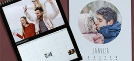 Bon Plan Photobox : Calendrier photo gratuit (hors fdp)