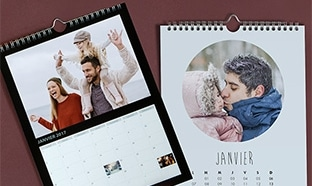 Bon Plan Photobox : Calendrier photo gratuit (hors fdp)