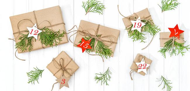 Gagnez des cadeaux avec les jeux Calendrier de l'Avent 2016