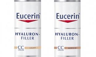 Testez la CC Crème Hyaluron-Filler d'Eucerin : 100 gratuites