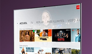 SFR / RED box TV : + de 100 chaînes optionnelles gratuites