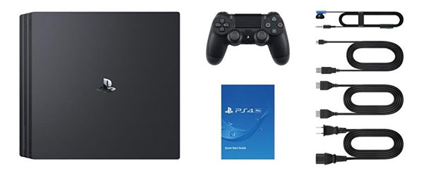 Console PS4 NUE