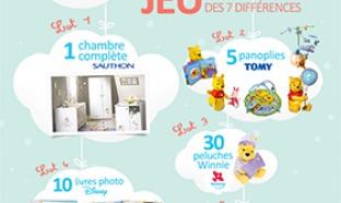 Concours Disney Baby et MonAlbumPhoto : 56 cadeaux