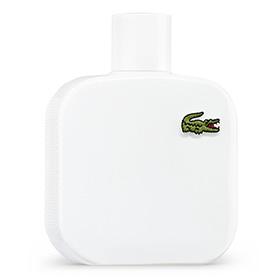 Echantillon gratuit du parfum Lacoste L.12.12 Blanc