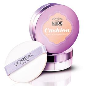 Testez le Cushion Nude Magique de L'Oréal Paris : 110 gratuits