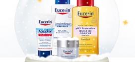 Test de produits Eucerin : 30 coffrets Noël avec 4 soins gratuits