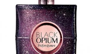 Échantillon gratuit de parfum Black Opium Nuit Blanche YSL