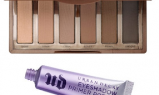 Concours Stylist : 100 duos de maquillage Urban Decay à gagner