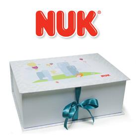 Jeu concours Nuk et Amazon : 13 coffrets de produits pour bébé