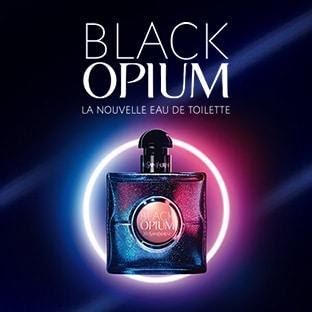 Echantillon de parfum Black Opium Yves Saint Laurent