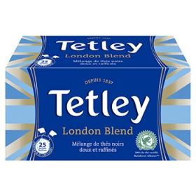 Échantillons gratuits de thé Tetley London Blend
