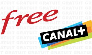 CANAL+ GRATUIT SUR FREEBOX
