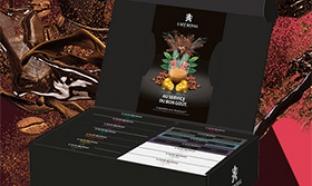 Gagnez l'un des 100 coffrets de 140 capsules de Café Royal