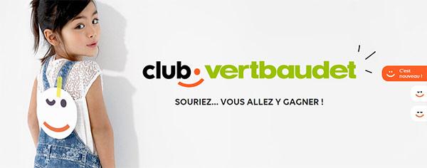 Devenir membre du Club Vertbaudet
