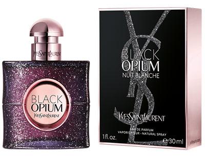 parfum Black Opium Nuit Blanche d'Yves Saint Laurent